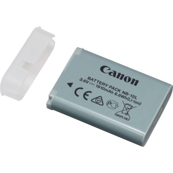 swiss pro bateria canon nb 12l