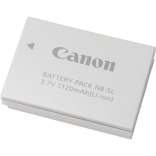 swiss pro bateria canon nb 5l