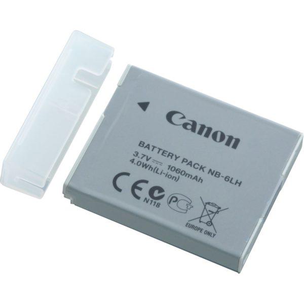 swiss pro bateria canon nb 6lh
