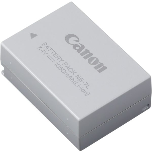 swiss pro bateria canon nb 7l