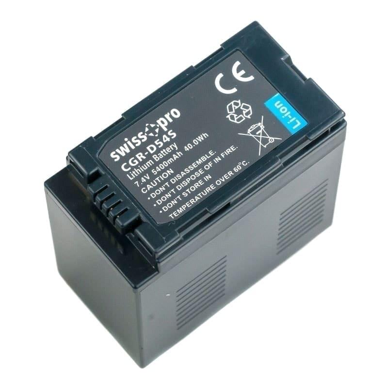 swiss pro bateria cgr d54s