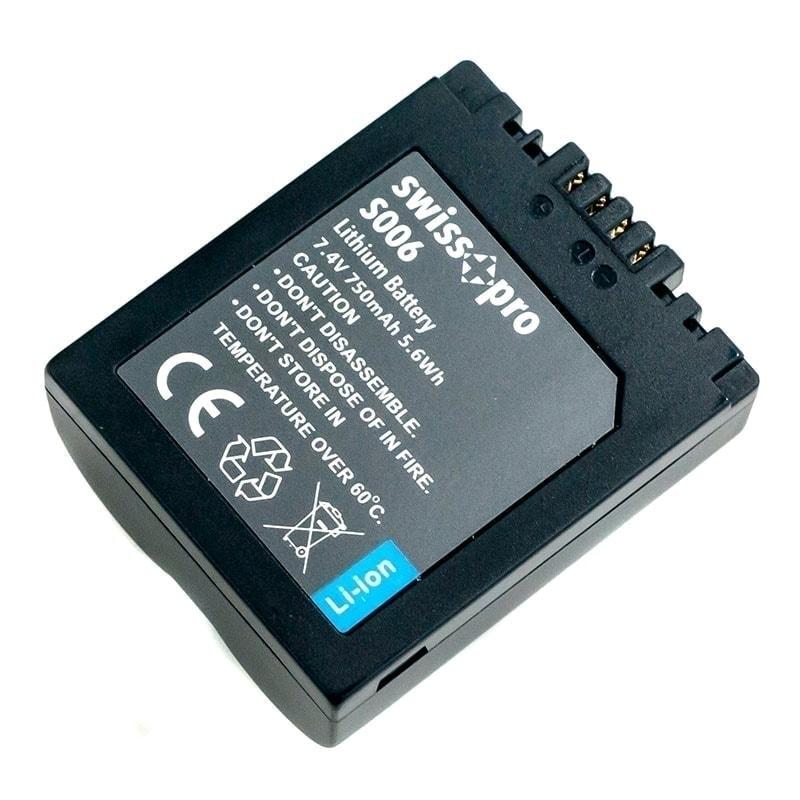 swiss pro bateria cgr s006