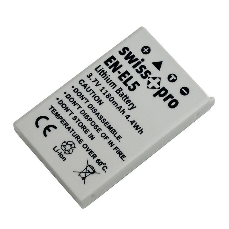 swiss pro bateria en el5