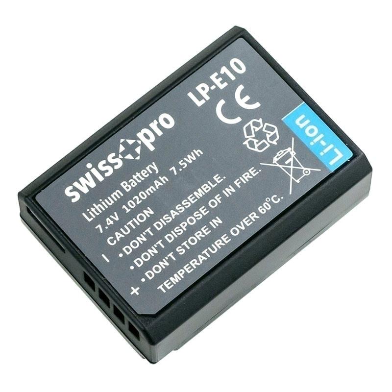 swiss pro bateria lp e10