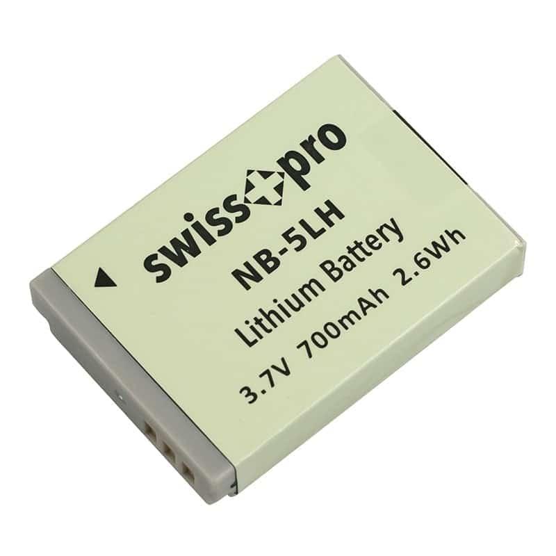 swiss pro bateria nb 5lh