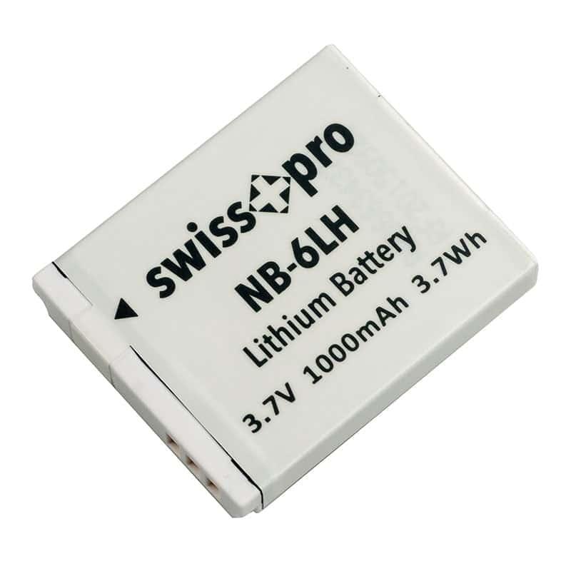 swiss pro bateria nb 6lh