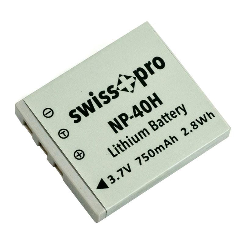 swiss pro bateria np 40h