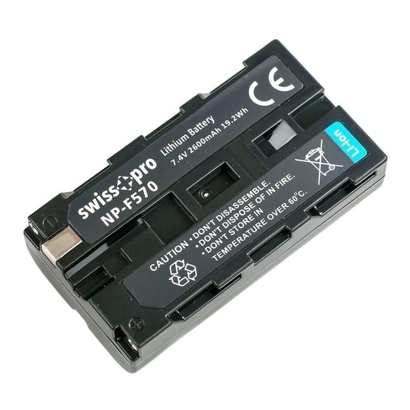 swiss pro bateria np f5705030