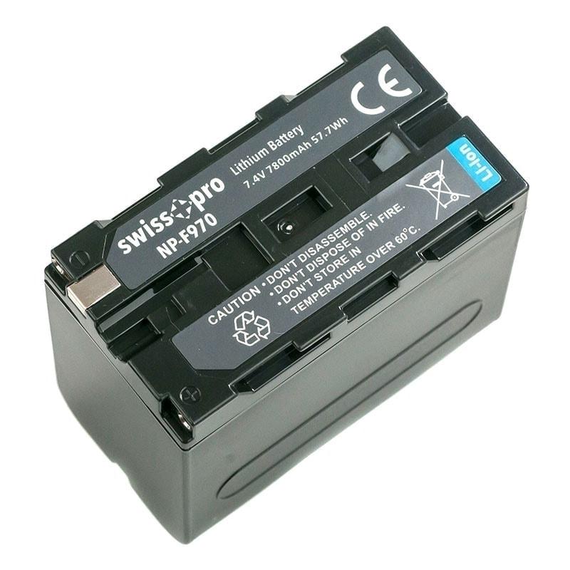 swiss pro bateria np f970