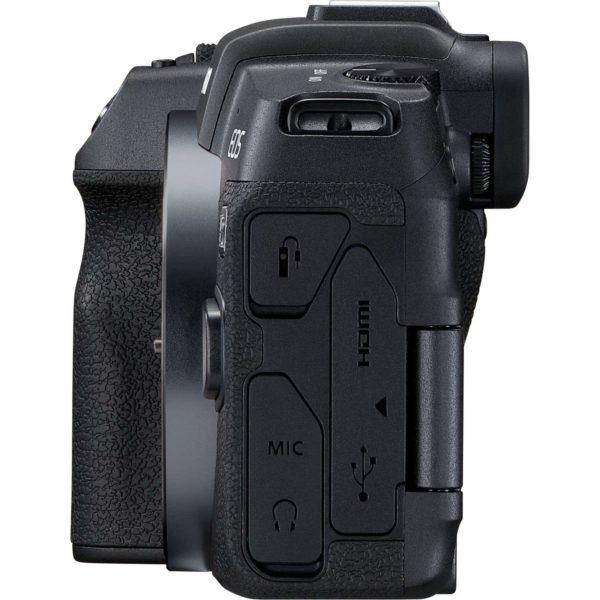 swiss pro camara canon eos rp adaptador de montura ef eos r 6