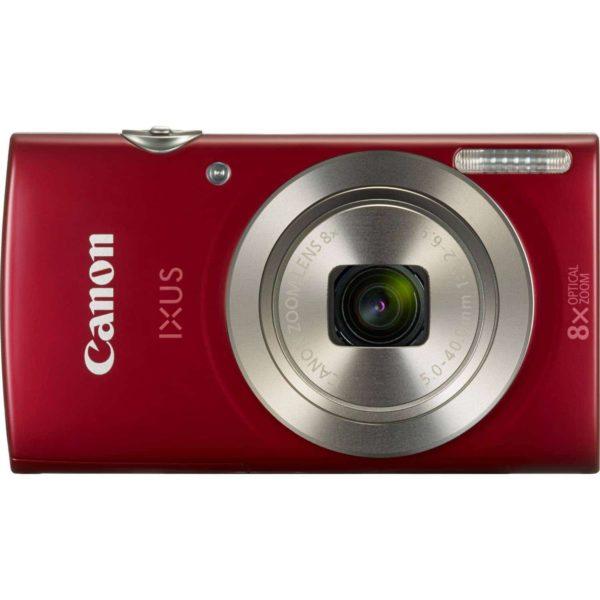 swiss pro camara canon ixus 185 rojo sku 1809c001 1