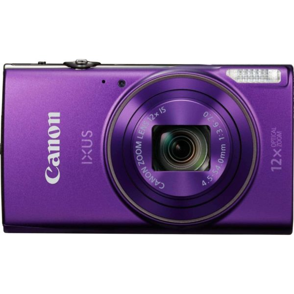 swiss pro camara canon ixus 285 hs purpura sku 1082c001 1