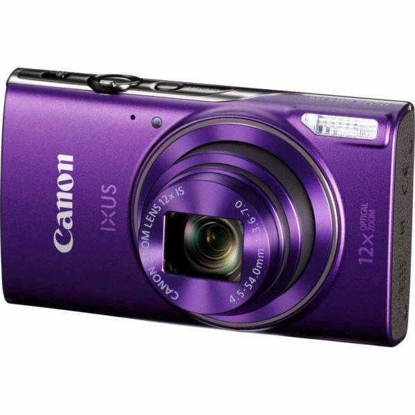 swiss pro camara canon ixus 285 hs purpura sku 1082c001 3