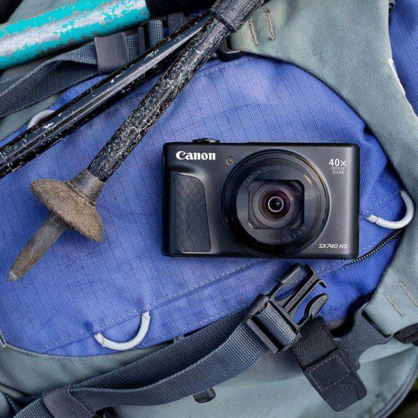 swiss pro camara canon powershot sx740 hs negro sku 2955c002 12