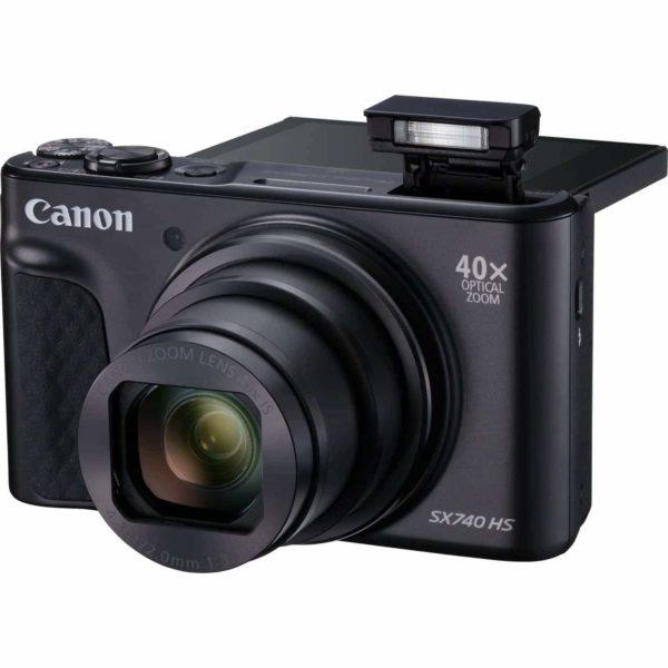 swiss pro camara canon powershot sx740 hs negro sku 2955c002 5