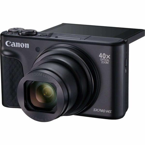 swiss pro camara canon powershot sx740 hs negro sku 2955c002 8