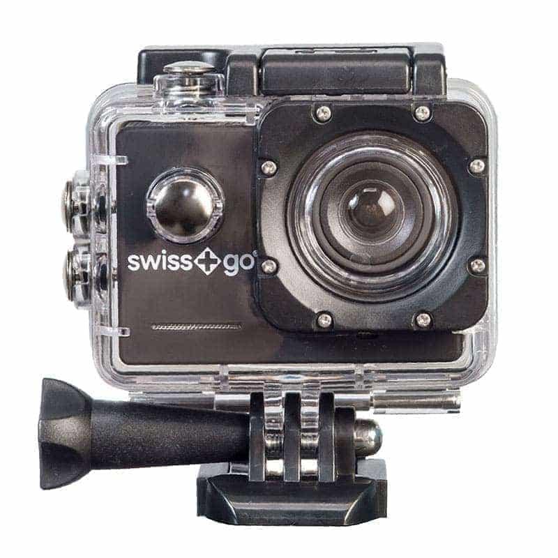 swiss pro camara de aventura sg 10 full hd con accesorios 1