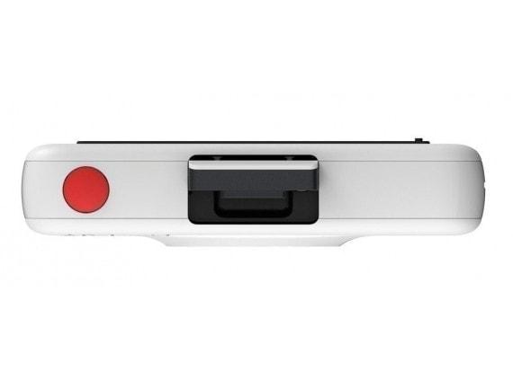 swiss pro camara instantanea polaroid snap touch blanco 3