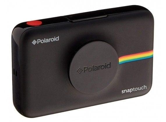 swiss pro camara instantanea polaroid snap touch negro 2