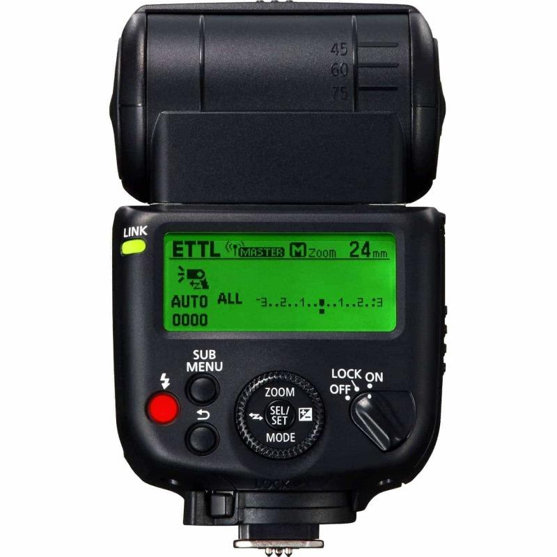 swiss pro flash canon speedlite 430ex iii rt 5