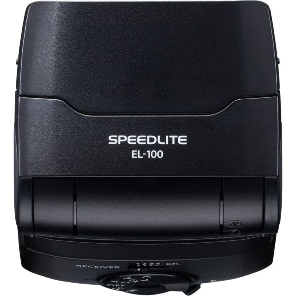 swiss pro flash canon speedlite el 100 7