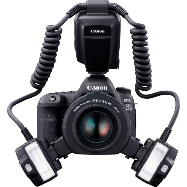 swiss pro flash macro twin lite mt 26ex rt de canon 1