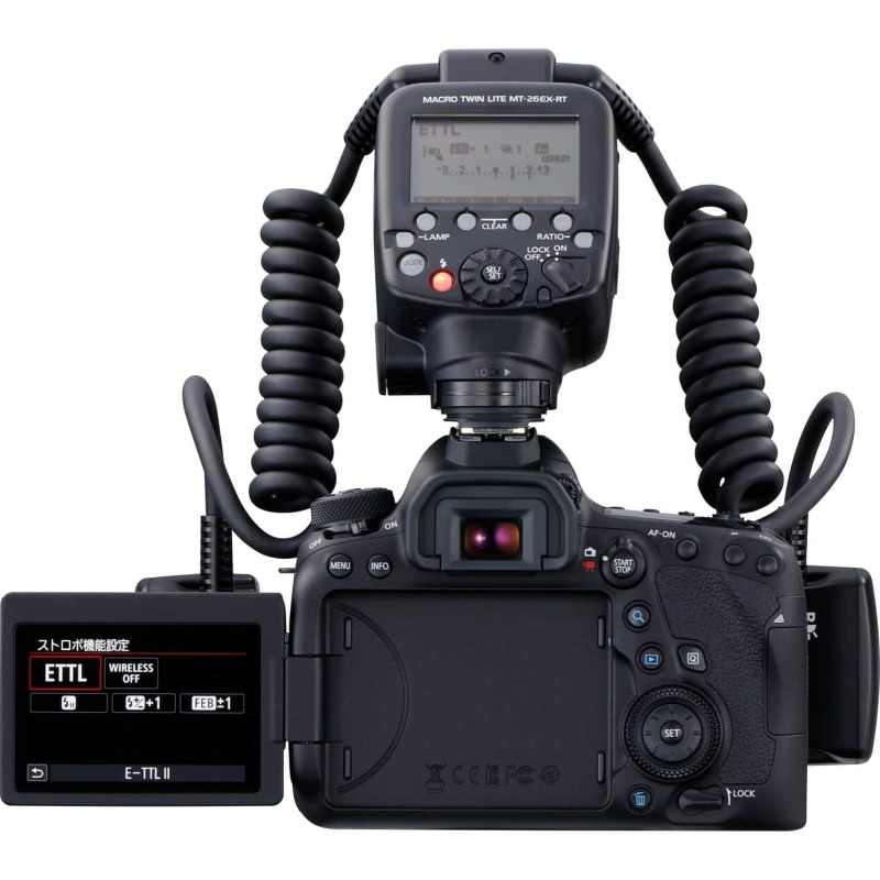 swiss pro flash macro twin lite mt 26ex rt de canon 2