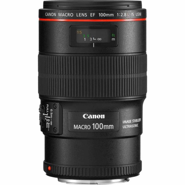 swiss pro objetivo canon ef 100 mm f28l macro is usm