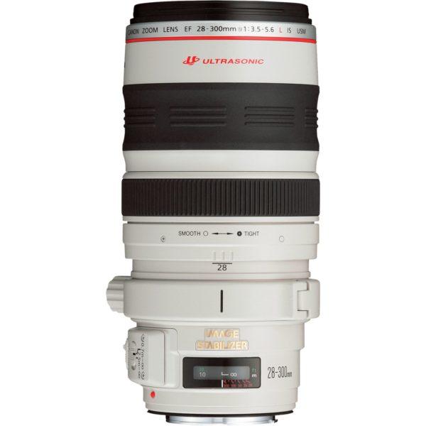 swiss pro objetivo canon ef 28 300mm f35 56l is usm