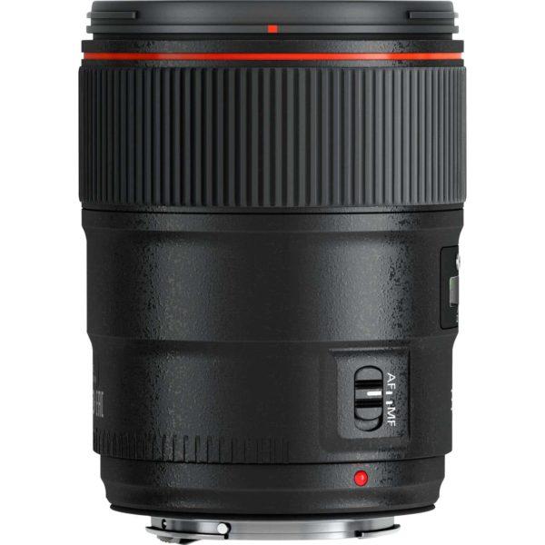 swiss pro objetivo canon ef 35 mm f14l ii usm 2