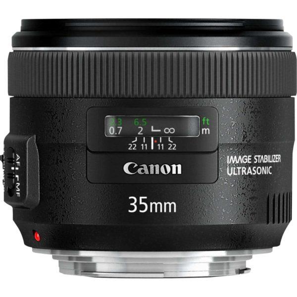 swiss pro objetivo canon ef 35mm f2 is usm