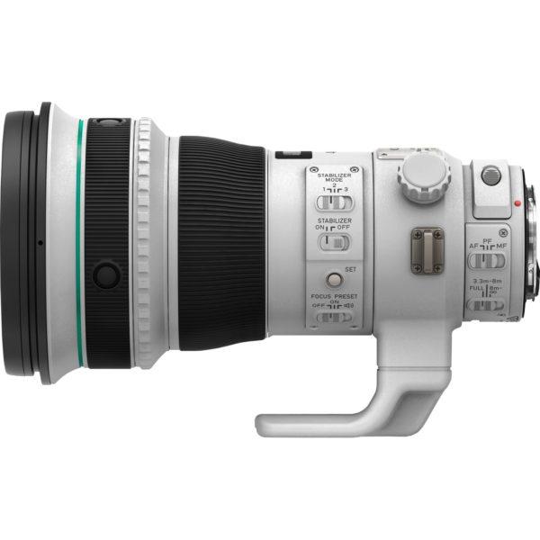swiss pro objetivo canon ef 400mm f4 do is ii usm 2
