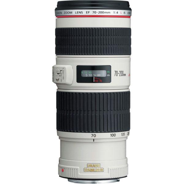 swiss pro objetivo canon ef 70 200 mm f4l is usm