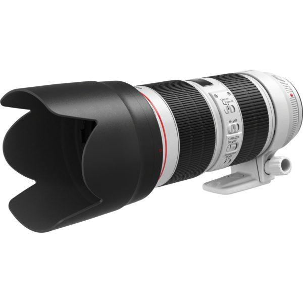 swiss pro objetivo canon ef 70 200mm f2.8l is iii usm 4