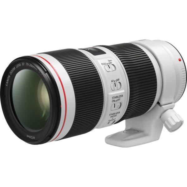 swiss pro objetivo canon ef 70 200mm f4l is ii usm 2