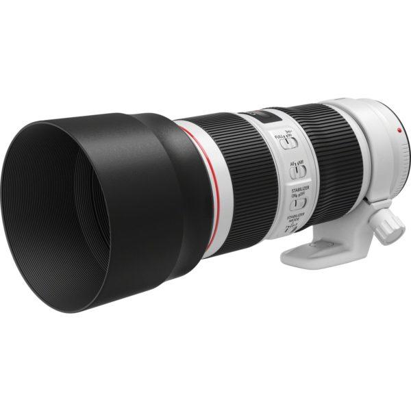 swiss pro objetivo canon ef 70 200mm f4l is ii usm 3