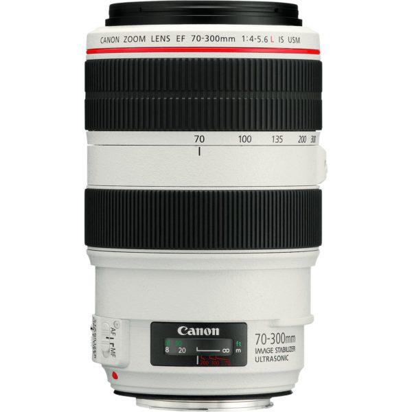 swiss pro objetivo canon ef 70 300 mm f4 56l is usm