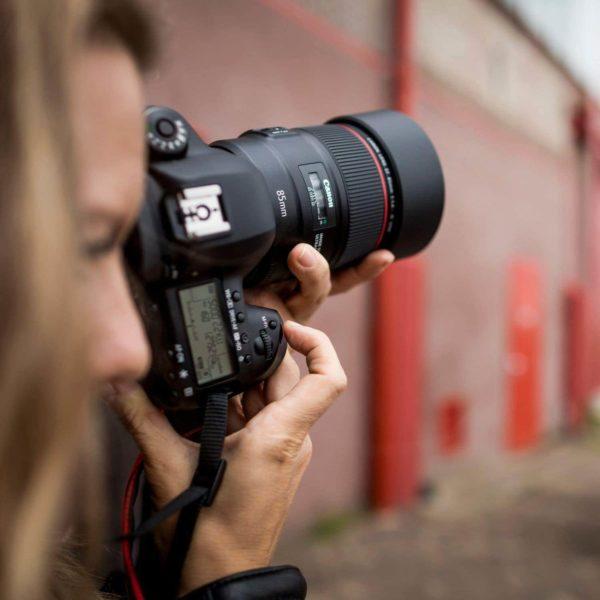 swiss pro objetivo canon ef 85mm f1.4l is usm 3