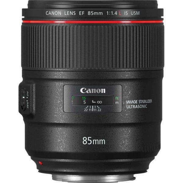 swiss pro objetivo canon ef 85mm f1.4l is usm
