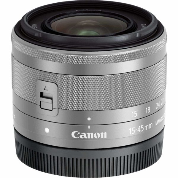 swiss pro objetivo canon ef m 15 45mm f35 63 is stm plata 3