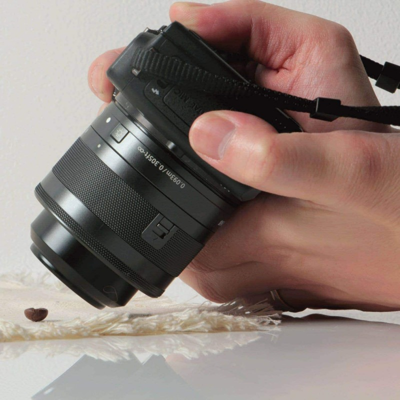 swiss pro objetivo canon ef m 28mm f35 macro is stm 1