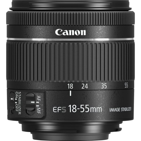 swiss pro objetivo canon ef s 18 55mm f4 56 is stm