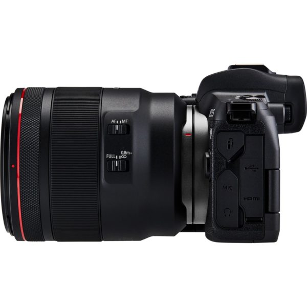 swiss pro objetivo canon rf 50mm f12l usm 3