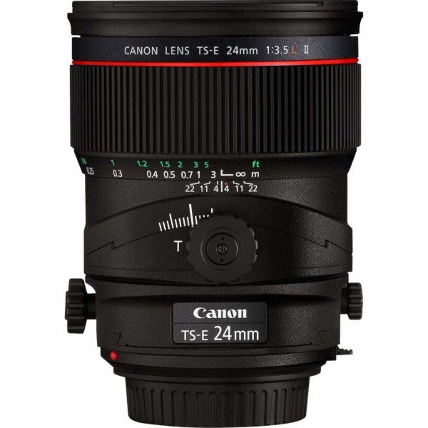swiss pro objetivo canon ts e 24mm f35l ii 2