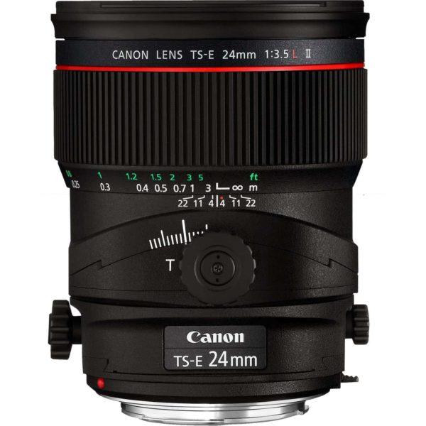 swiss pro objetivo canon ts e 24mm f35l ii