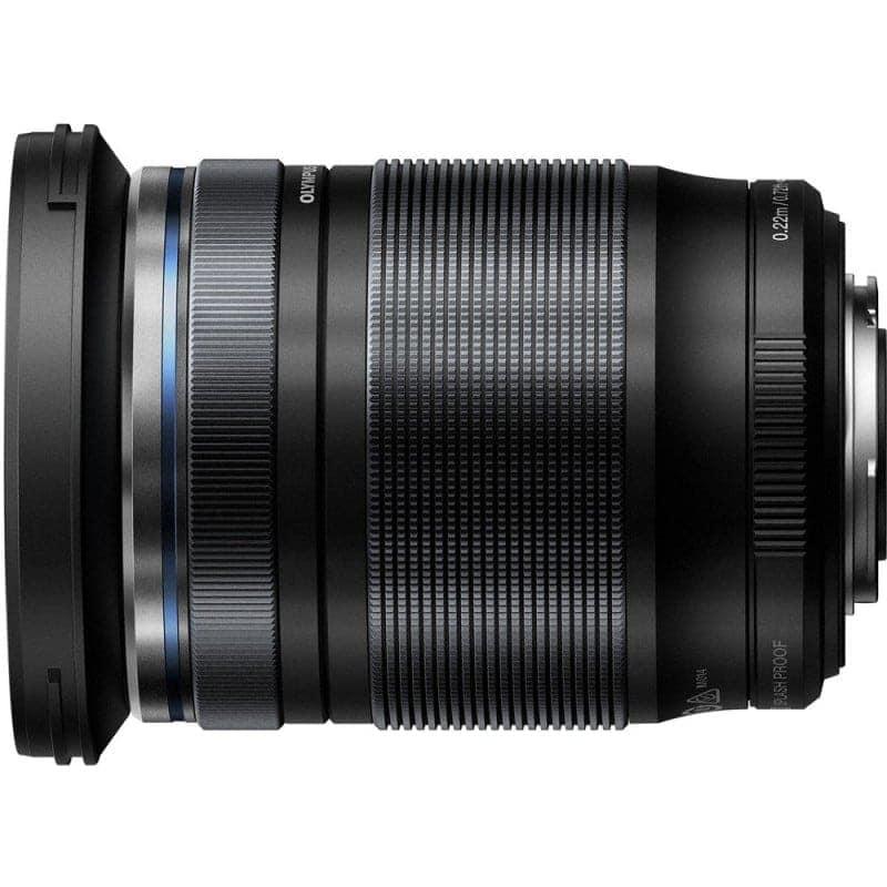 swiss pro objetivo olympus 12 200mm f35 63 mzuiko digital ed 1