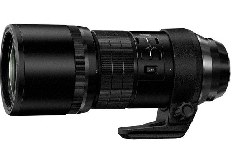 swiss pro objetivo olympus mzuiko digital ed 300mm f4 is pro