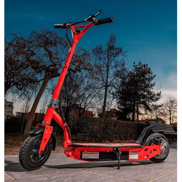 swiss pro patinete electrico draco 7