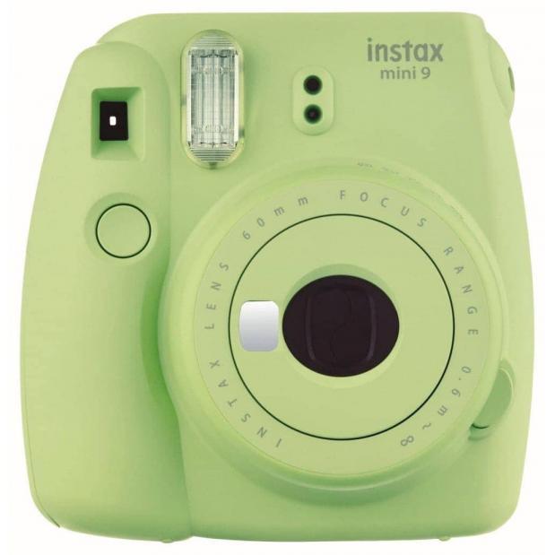 instax mini 9 lime green 01