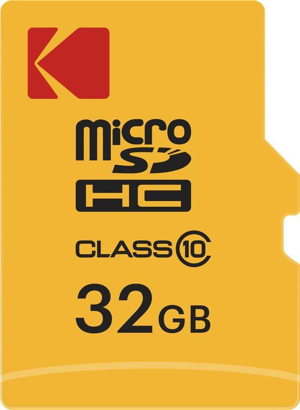 kodak microsdhc10 32gb
